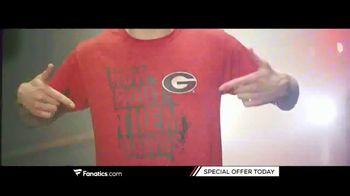 Fanatics.com TV Spot, 'Support Your Favorite College' Song by Greta Van Fleet - Thumbnail 1