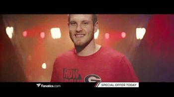Fanatics.com TV Spot, 'Support Your Favorite College' Song by Greta Van Fleet - Thumbnail 2