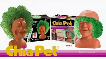 Chia Pet TV Spot, 'Uncontrollably Exciting' - Thumbnail 9