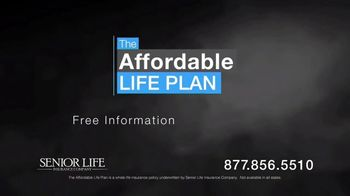 Senior Life Insurance Company Affordable Life Plan TV Spot, 'Important Message' - Thumbnail 6