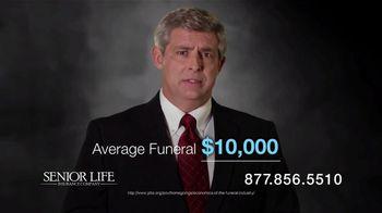 Senior Life Insurance Company Affordable Life Plan TV Spot, 'Important Message' - Thumbnail 2