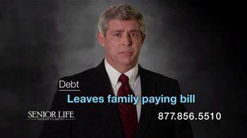 Senior Life Insurance Company Affordable Life Plan TV Spot, 'Important Message' - Thumbnail 3