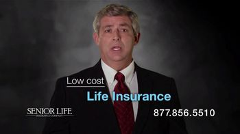 Senior Life Insurance Company Affordable Life Plan TV Spot, 'Important Message'