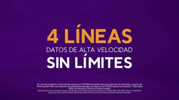 Metro by T-Mobile TV Spot, 'Regalos para toda la familia'  [Spanish] - Thumbnail 4