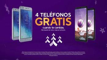 Metro by T-Mobile TV Spot, 'Regalos para toda la familia'  [Spanish] - Thumbnail 6