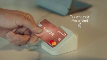 Capital One Savor Mastercard TV Spot, 'Moving Along' - Thumbnail 4