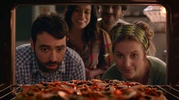 Papa Murphy's Cowboy Pizza TV Spot, 'A Little Something in the Oven'