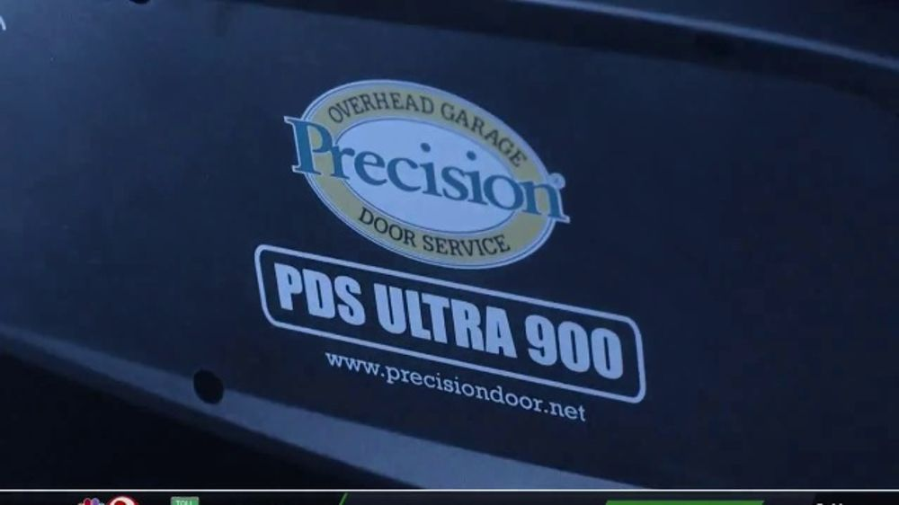 Precision Door Service PDS Ultra 900 TV Commercial, 'Pretty Cool'