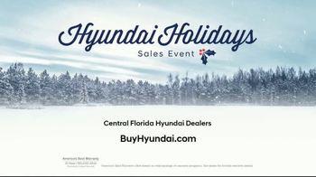 Hyundai Holidays Sales Event TV Spot, 'Just Around the Corner' [T2] - Thumbnail 7