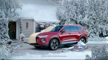 Hyundai Holidays Sales Event TV Spot, 'Just Around the Corner' [T2] - Thumbnail 3