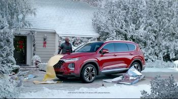 Hyundai Holidays Sales Event TV Spot, 'Just Around the Corner' [T2] - 141 commercial airings