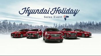 Hyundai Holidays Sales Event TV Spot, 'Just Around the Corner' [T2] - Thumbnail 5