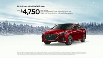 Hyundai Holidays Sales Event TV Spot, 'Just Around the Corner' [T2] - Thumbnail 6