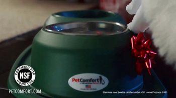 PetComfort Feeding System TV Spot, 'Dog Meets Santa' - Thumbnail 5