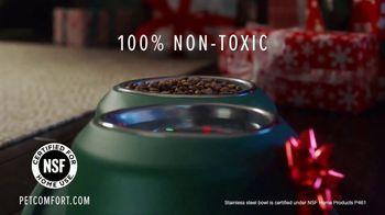 PetComfort Feeding System TV Spot, 'Dog Meets Santa' - Thumbnail 6