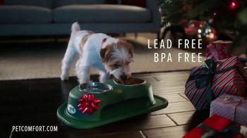 PetComfort Feeding System TV Spot, 'Dog Meets Santa' - Thumbnail 7