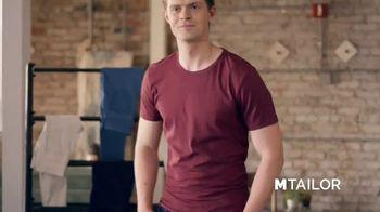 MTailor Custom Shirt TV Spot, 'The Perfect Fit' - Thumbnail 4