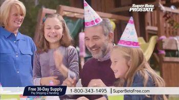 Super Beta Prostate TV Spot, 'Happy Birthday'