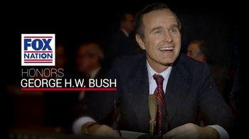 Fox Nation TV Spot, 'The Life of George H. W. Bush'