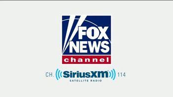 SiriusXM Satellite Radio TV Spot, 'FOX News' - Thumbnail 2