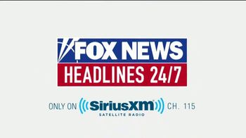 SiriusXM Satellite Radio TV Spot, 'FOX News' - Thumbnail 9