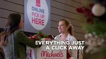 Michaels TV Spot, 'Holidays: 50 Percent Off' Song by Charles Wright & The Watts - Thumbnail 4