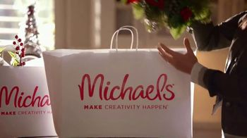 Michaels TV Spot, 'Holidays: 50 Percent Off' Song by Charles Wright & The Watts - Thumbnail 5