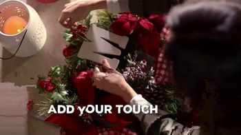 Michaels TV Spot, 'Holidays: 50 Percent Off' Song by Charles Wright & The Watts - Thumbnail 6