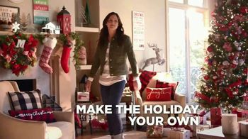 Michaels TV Spot, 'Holidays: 50% Off' Song by Charles Wright & The Watts - Thumbnail 7