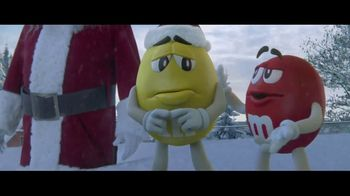 M&M's TV Spot, 'Saving Christmas'