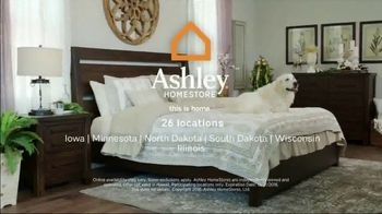 Ashley HomeStore Home for the Holidays TV Spot, 'Spread Some Cheer: Aramore Sofa' - Thumbnail 10