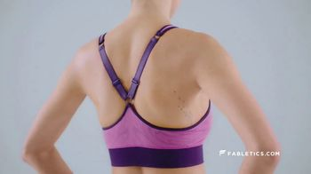 Fabletics.com TV Spot, 'Leggings For Every Shape and Size'