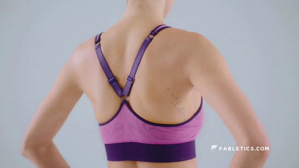 Fabletics.com TV Commercial, 'Leggings For Every Shape and Size'