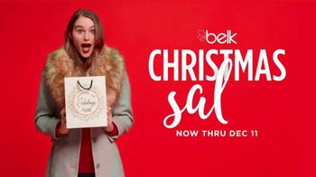 Belk Christmas Sale TV Spot, 'Bonus Buys, Toys and Belk Bucks' - Thumbnail 2
