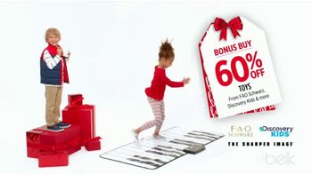 Belk Christmas Sale TV Spot, 'Bonus Buys, Toys and Belk Bucks' - Thumbnail 4