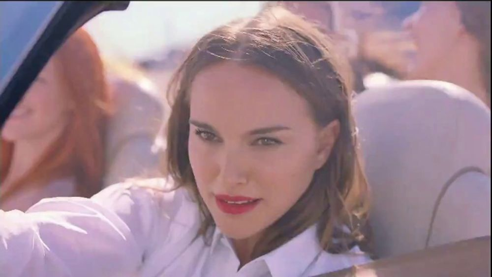 Miss Dior Tv Commercial For Love Featuring Natalie Portman Song