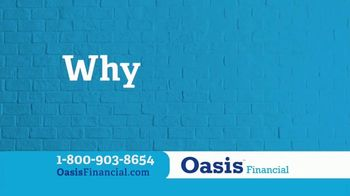 Oasis Financial TV Spot, 'My Accident'