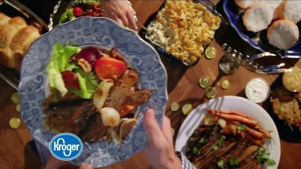 The Kroger Company TV Commercial, 'Celebrate' - Video
