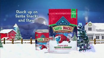 Blue Buffalo TV Spot, 'BLUE vs Pedigree: Santa Snacks' - Thumbnail 10