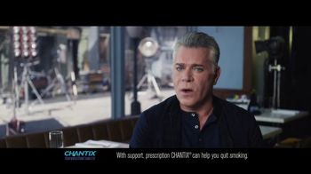 Chantix TV Spot, 'Control' Featuring Ray Liotta