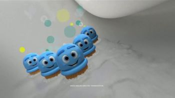 Scrubbing Bubbles Bubbly Bleach Gel TV Spot, 'Walking Cupcake Is No Walk in the Park' - Thumbnail 7