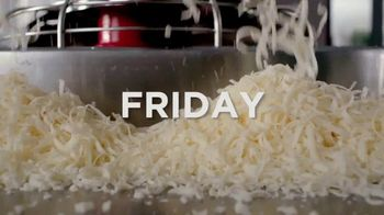 Papa Murphy's Pizza $5 Fridays TV Spot, 'Thin Crust'