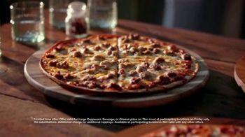 Papa Murphy's Pizza $5 Fridays TV Spot, 'Thin Crust' - Thumbnail 6