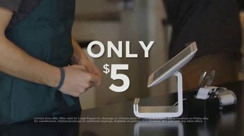 Papa Murphy's Pizza $5 Fridays TV Spot, 'Thin Crust' - Thumbnail 7