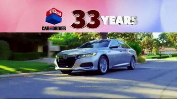 Honda Presidents Day Sales Event TV Spot, 'Massive Savings: Sedans' [T2] - Thumbnail 4