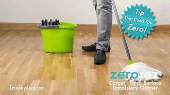 Zerorez TV Spot, 'Tip That Costs You Zero: Mopping' - Thumbnail 5