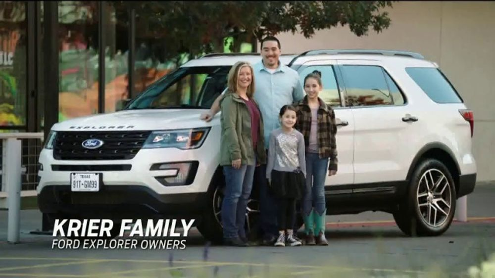 ford explorer tv commercial krier family  ispottv