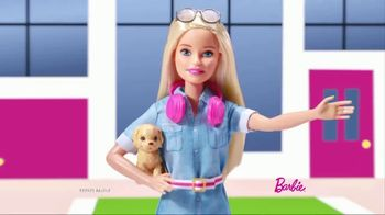 Barbie Travel Dolls and Helicopter TV Spot, 'Barbie and Daisy Travel Adventures' - Thumbnail 1