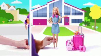 Barbie Travel Dolls and Helicopter TV Spot, 'Barbie and Daisy Travel Adventures' - Thumbnail 2