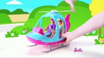 Barbie Travel Dolls and Helicopter TV Spot, 'Barbie and Daisy Travel Adventures'